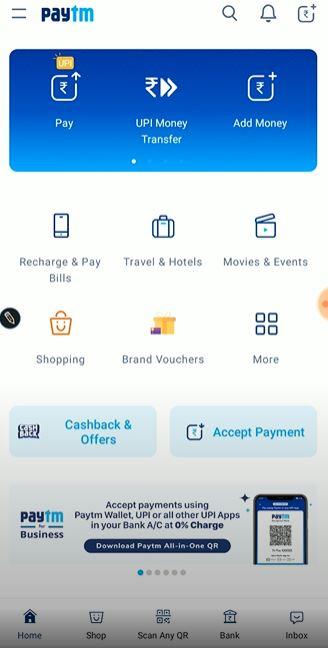 SBI Paytm Credit Card