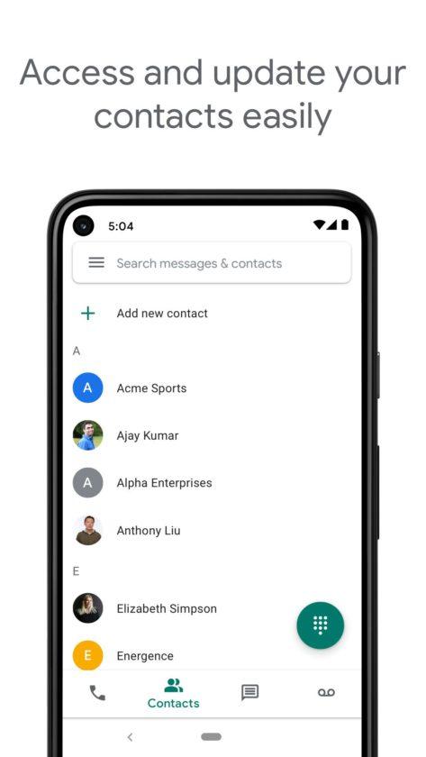 Google Voice App   apk Download, Features, Update