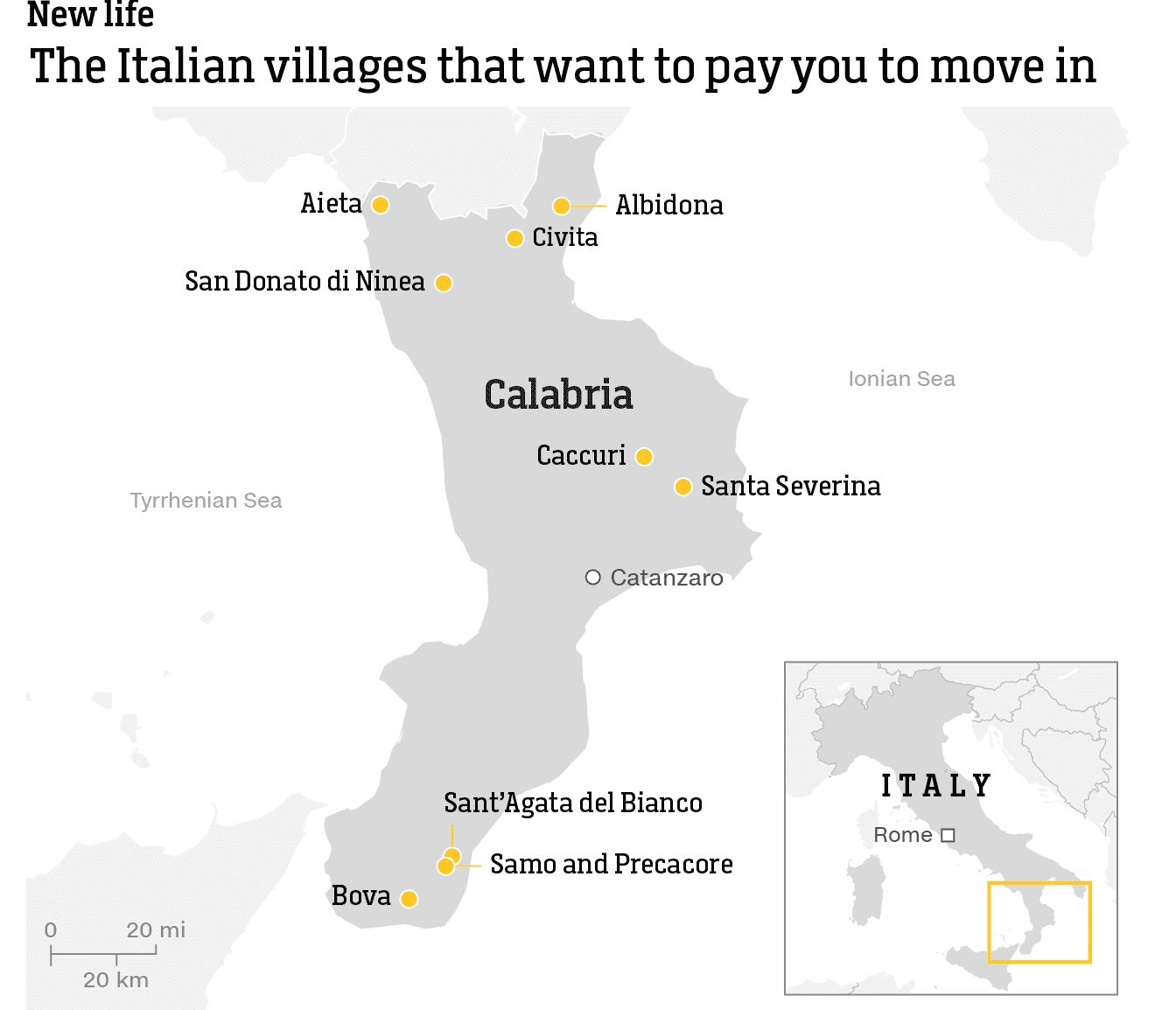 calabria italy offer 2021