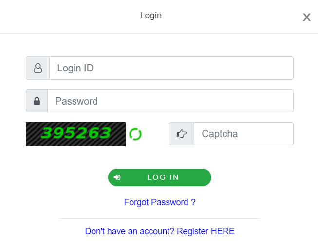 How To Login on Service Plus