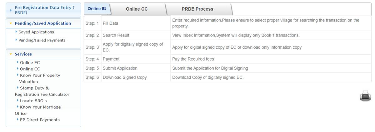 Apply Marriage Certificate Kaveri Portal