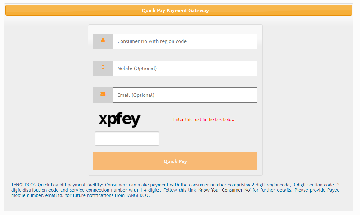 How to Pay Electricity Bills Online on TNEB Portal