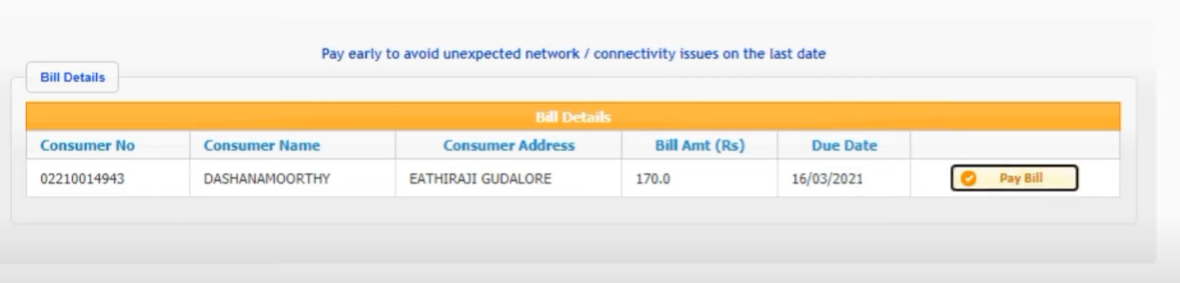 How to Pay Power Bills Online on TNEB Portal