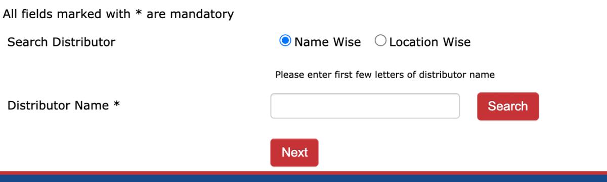 select distributor