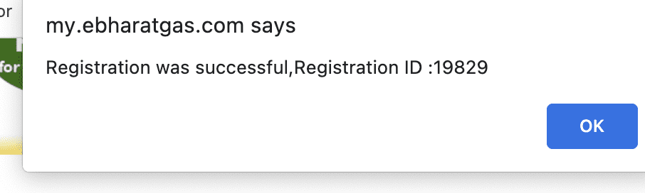ujjwala 2.0 applied successfully