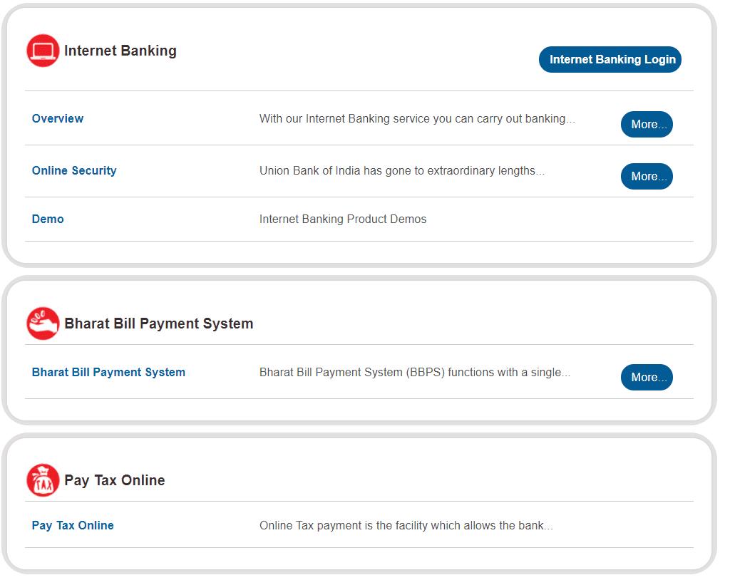 Open UBI Digital Savings/Pension Account Online