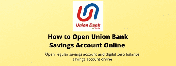 Union Bank Account Opening