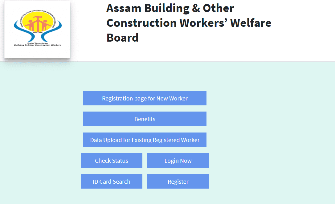 How to Check/Search the Assam Labour Card Status