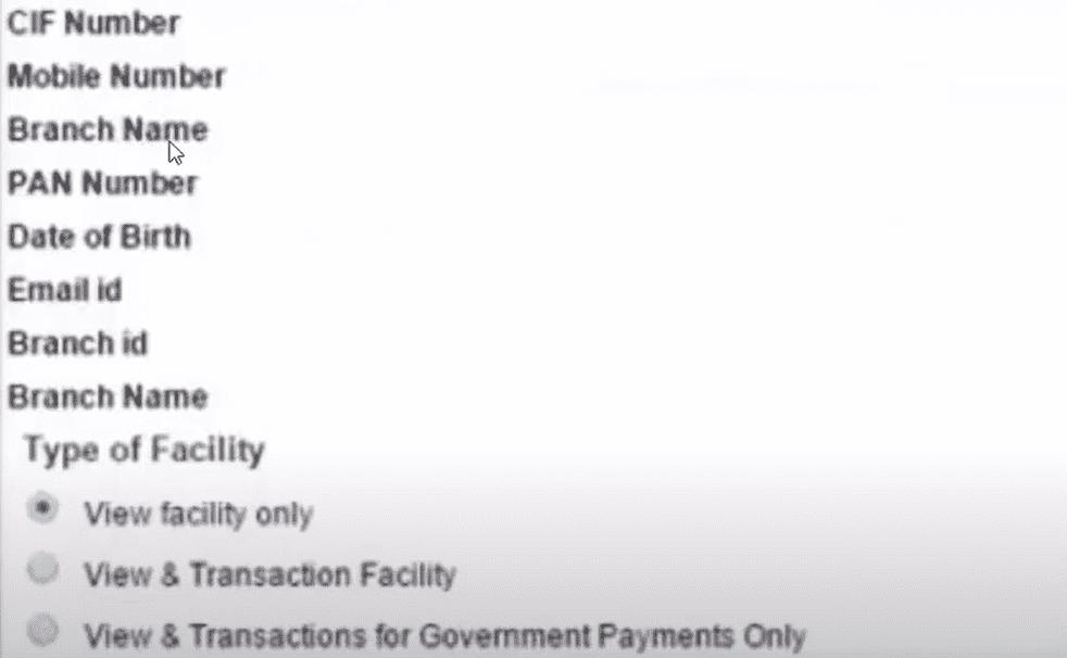 Indian Bank Net Banking New User Registration, Apply Online