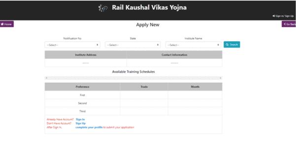 Rail Kaushal Vikas Yojana 2021