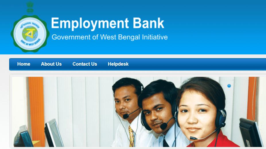 west Bengal employment bank portal