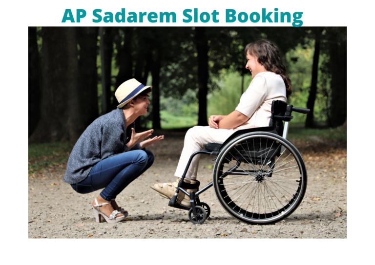 AP Sadarem Slot Booking