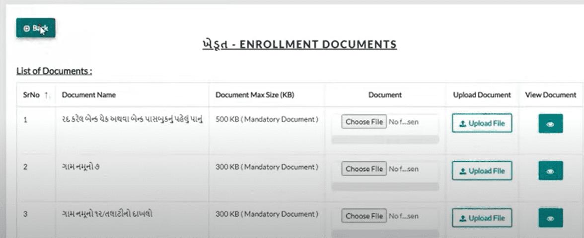 Gujarat Magfali Groundnut Online Form 2021-22