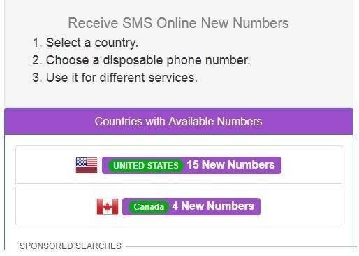 get free online sms